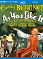 As You Like It on Blu-ray