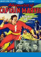 Adventures of Captain Marvel on Blu-ray