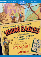 Young Eagles on Blu-ray